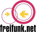 Logo of freifunk.net community.