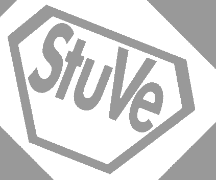 Logo of StuVe, uulm.